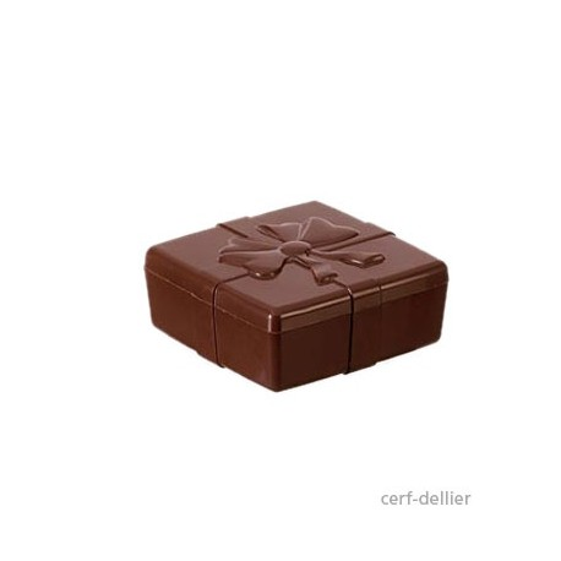 Moule à chocolat bonbonnière cadeau