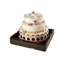 Couvercle boîte gâteau mariage isotherme Genius 50