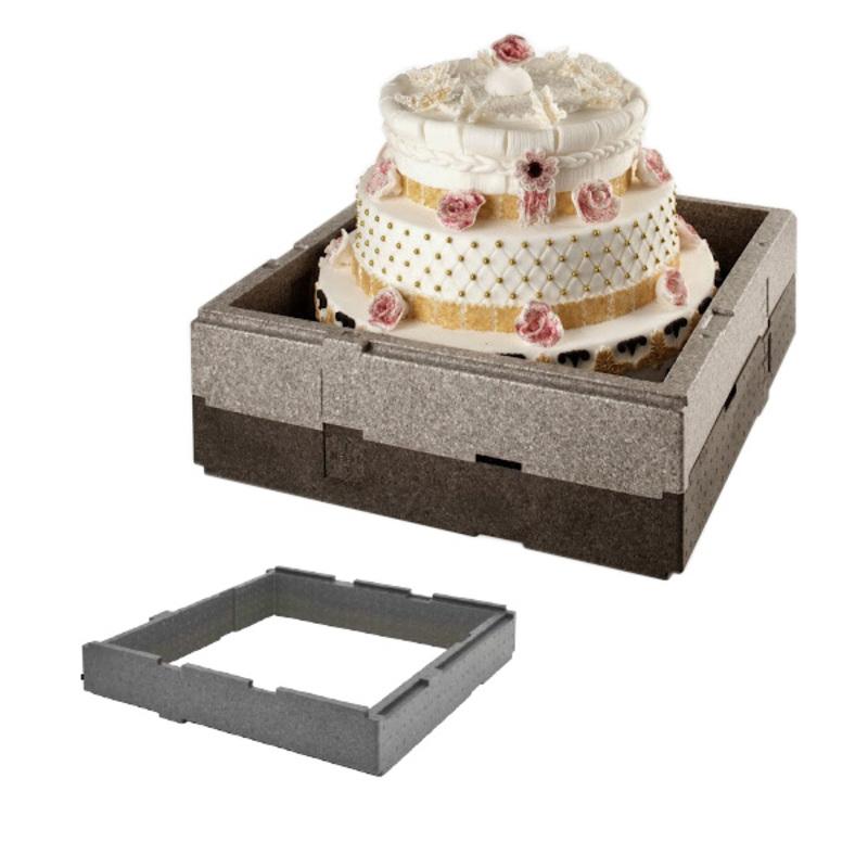 Boîte gâteau mariage isotherme extenseur Genius 50