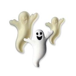 Découpoirs relief fantômes (x2)