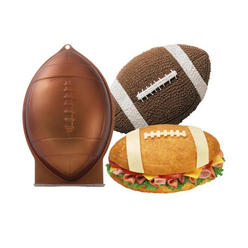 Moule alu ballon football américain Wilton