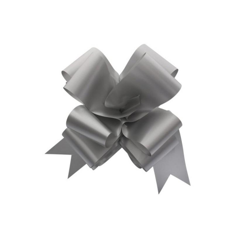 Noeud à tirer gris (x2)
