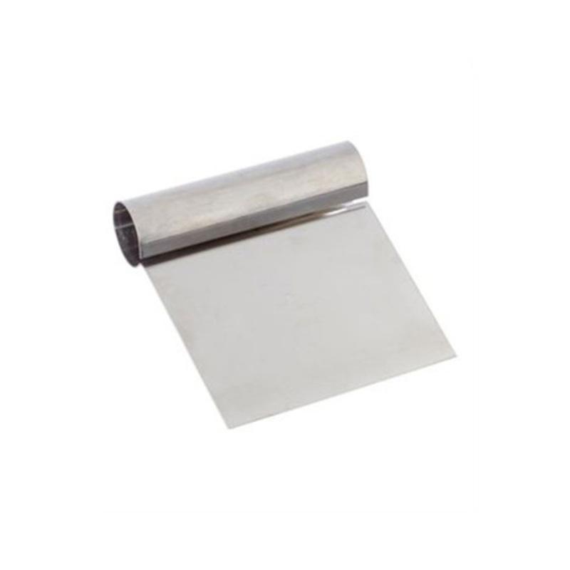 Coupe Pâte inox lame rigide 13 cm