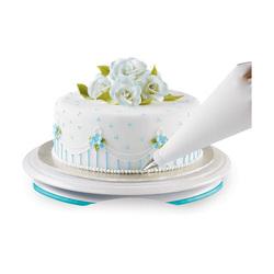 Plateau tournant pour gâteau Wilton