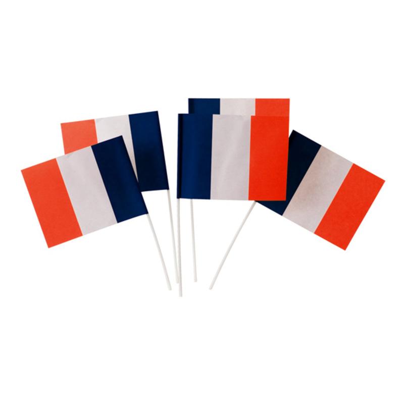 Grand drapeau français (x25)