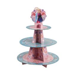 Présentoir cupcakes Reine des Neiges