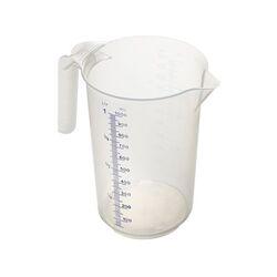 Pot mesureur gradué plastique 1 L