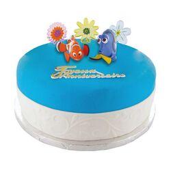 Kit Décor gâteau Dory