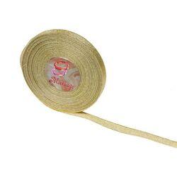 Ruban lame or 10 mm (25 m)
