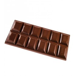 Moule chocolat 3 Tablettes rectangulaire