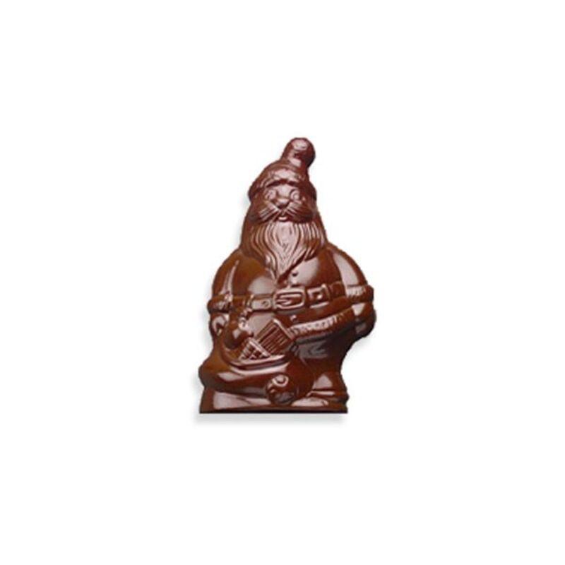 moule chocolat p re no l 15 5 cm tritan cerf dellier. Black Bedroom Furniture Sets. Home Design Ideas