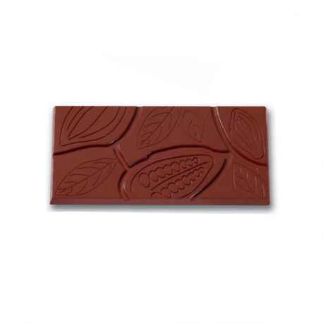 Moule chocolat Tablette Cabosses