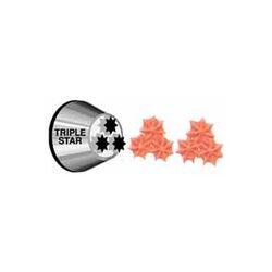 Douille triple étoile Wilton