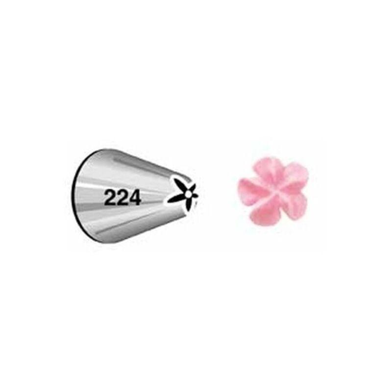 Douille à fleur n°224 Wilton