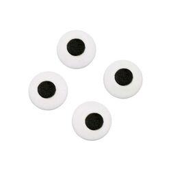 Grands yeux bonbons décor (28 g)