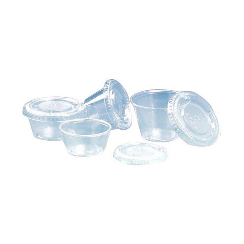 Pots cristal Solo Clip 12 cl (x250)