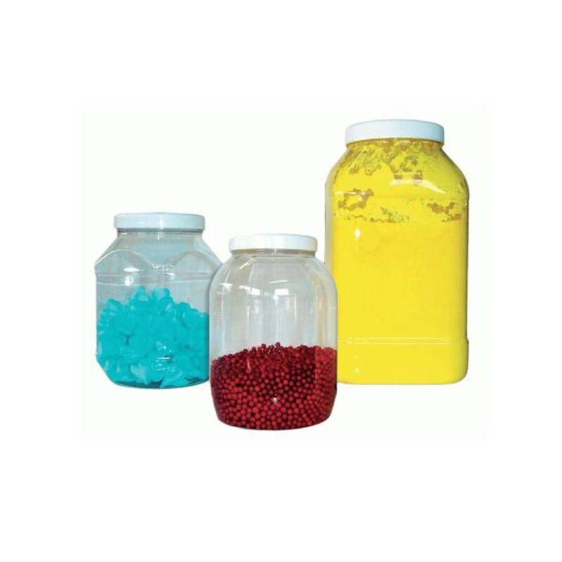 Bocal arrondi plastique 3L
