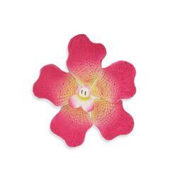 Orchidée vanda fuchsia en pastillage Patisdécor