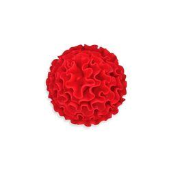 Fleur sucre Oeillet rouge pastillage