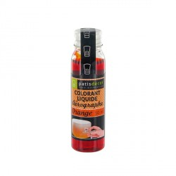 Colorant aérographe orange 30 ml Patisdécor