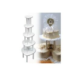 Plateaux Séparateurs coeurs Bakery Crafts