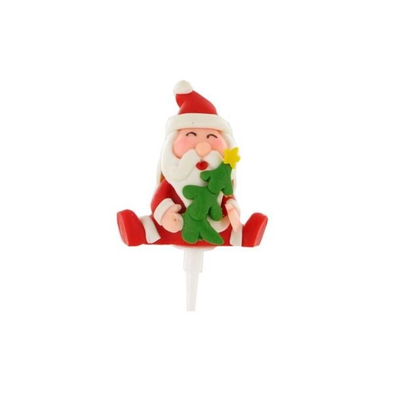 Père Noël sapin Gatodéco