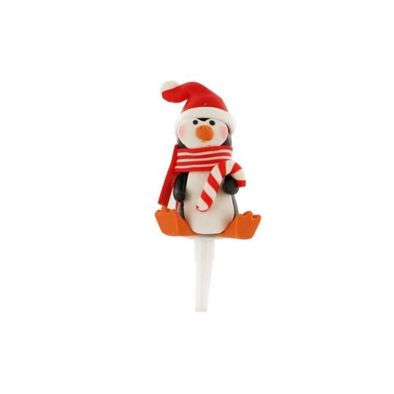 Pingouin sur pique Gatodéco