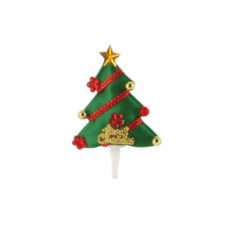 Sapin de Noël décoré Gatodéco