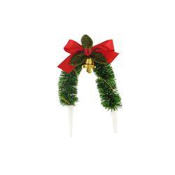Arche de Noël sur piques
