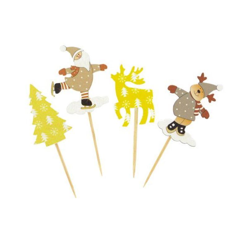 Kit décors de Noël 1 Gatodéco
