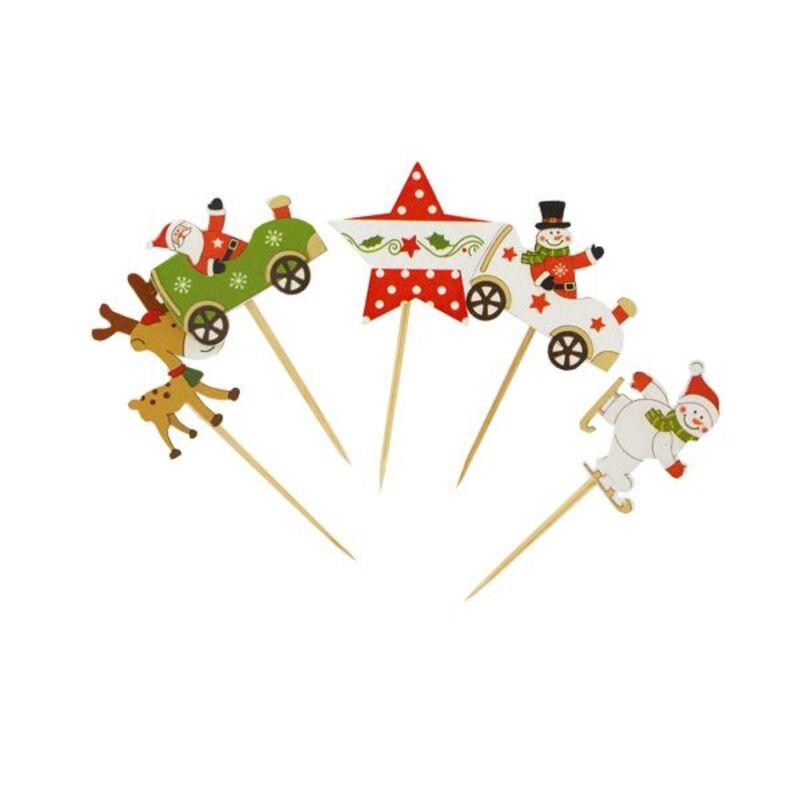 Kit décors de Noël 2 Gatodéco