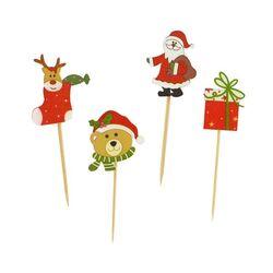 Kit décors de Noël 3 Gatodéco