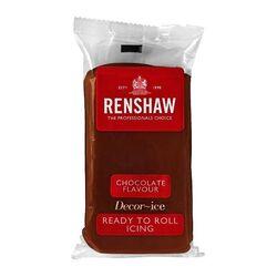 Pâte à sucre Chocolat Renshaw 250g