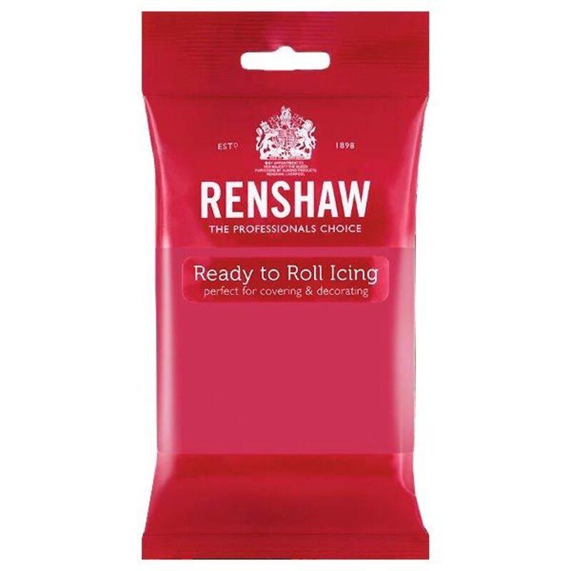 Pâte à sucre Rose Fuchsia Renshaw 250g