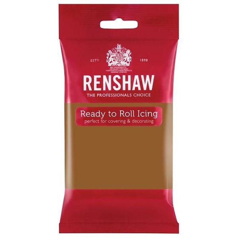 Pâte à sucre Beige Teddy Renshaw 250g