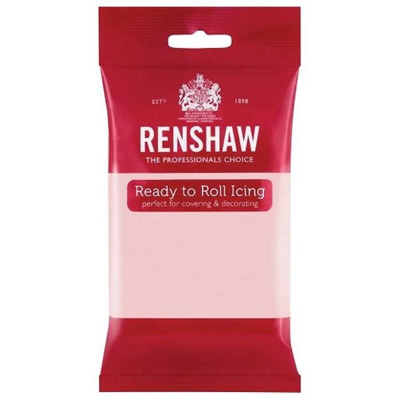 Pâte à sucre Rose coquillage Renshaw 250g