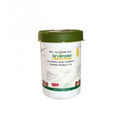 Colorant poudre alimentaire Noir Végétal 100 g