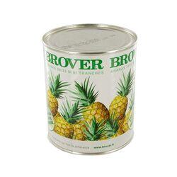 Mini tranches d'ananas 850 ml