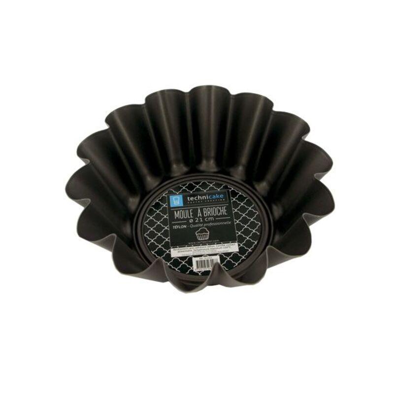 Moule à brioche en téflon 21 cm Technicake