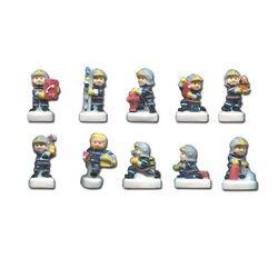 Fèves P'tits Pompiers (x100)