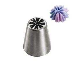 Douille à fleur inox n°12 Patisdécor