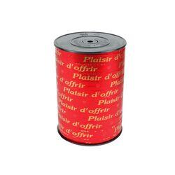 Bolduc rouge Plaisir d'Offrir 10 mm (225 m)