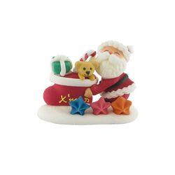 Décor comestible Père Noël cadeaux