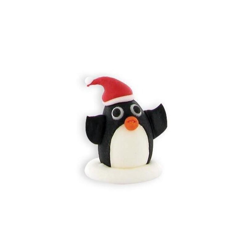 Pingouin en sucre