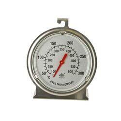 Thermomètre à four cadran inox +50+300°C