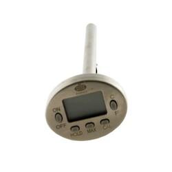 Thermomètre digital inox étalon -50+300°C