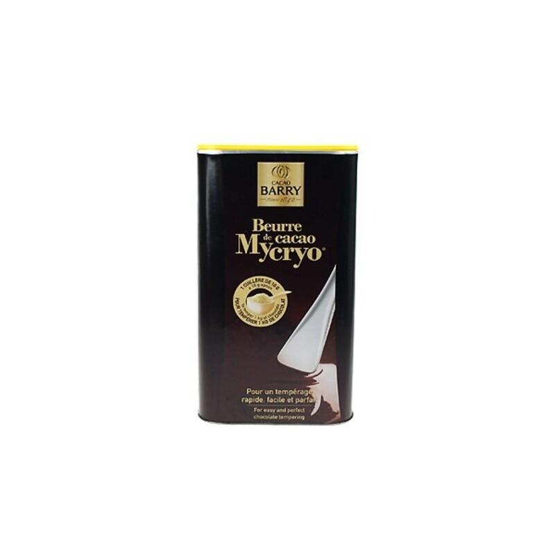 Poudre de Beurre de cacao Mycryo 675 g
