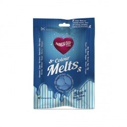 Colour Melts bleus 250 g