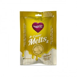 Colour Melts jaunes 250 g