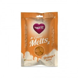 Colour Melts oranges 250 g